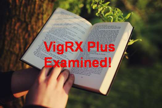 VigRX Plus Side Effects Reviews