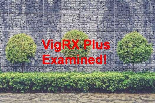 VigRX Plus Uk Stores