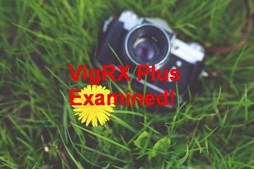 VigRX Plus Vitamin Shoppe