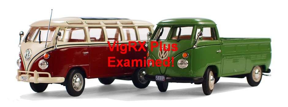 VigRX Plus Vs Forte
