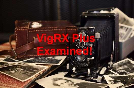 Daily Dosage Of VigRX Plus