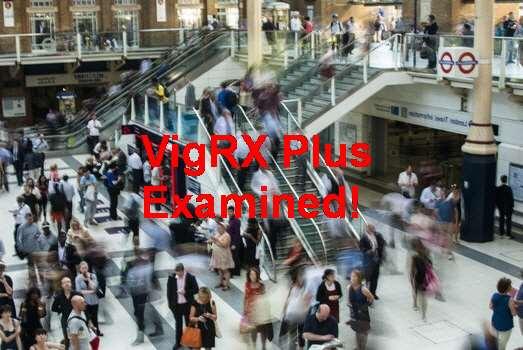 VigRX Plus Work
