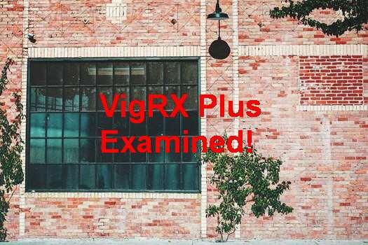 VigRX Plus Scam